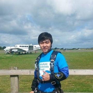 Leo Jiang, 28, Bristol, United Kingdom