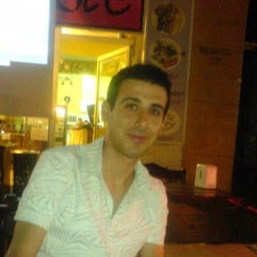 SERHAT, 32, Istanbul, Turkey