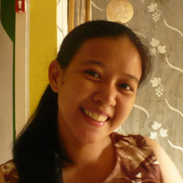 Melissa Leduna, 33, Davao City, Philippines