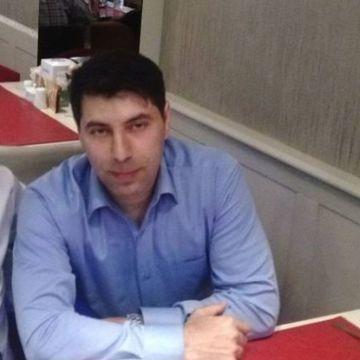 Ibrahim Çetiner, 34, Samsun, Turkey