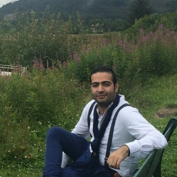 Elias Al Nader, 29, Dubai, United Arab Emirates