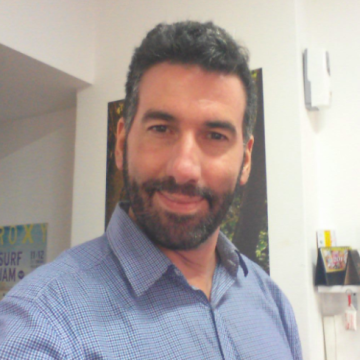 Juan Manuel de Brito, 42, Mar Del Plata, Argentina
