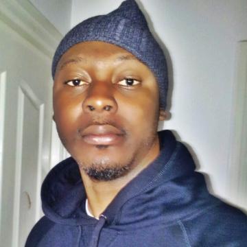 Jay Egbu, 36, Cypress, United States