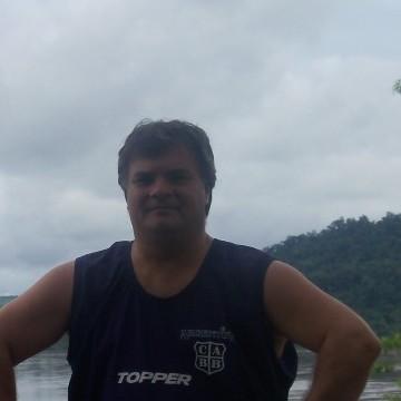 José Maldonado, 47, Olavarria, Argentina