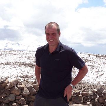 paul kehoe, 47, Bristol, United Kingdom