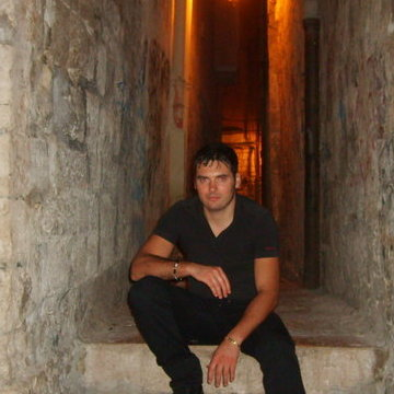 Giuseppe Andriani, 36, Barletta, Italy
