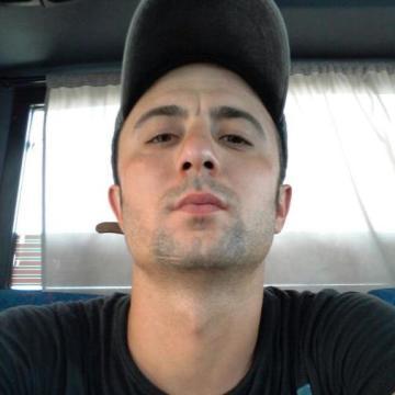 Ali ihsan Güngör, 30, Antalya, Turkey