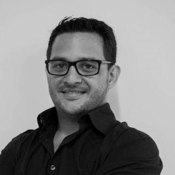 Ricardo Sarmiento, 37, Dubai, United Arab Emirates
