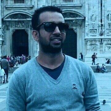 Nazrul Matubbar, 34, Mailand, Italy