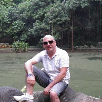 Antony Desire', 42, Bari, Italy