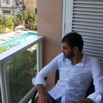 saeed, 29, Abu Dhabi, United Arab Emirates
