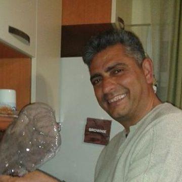 Mustafa Kıvrak, 48, Izmir, Turkey