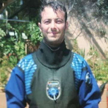 Oscar Ramirez, 34, Terrassa, Spain