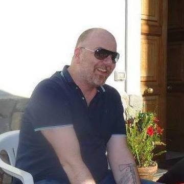 Pasquale Sarracino, 44, Napoli, Italy