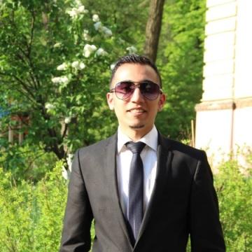 Amir Najafi, 26, Krivoi Rog, Ukraine