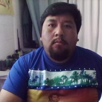Manuel Cocoletzi Hernadez, 39, Mexico, Mexico