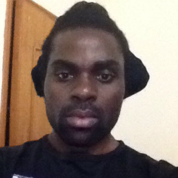 Gerald Ntembe, 34, Doha, Qatar