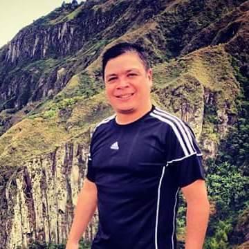 Julian Paz, 43, Popayan, Colombia