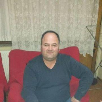 Yüksel Keklik, 41, Denizli, Turkey