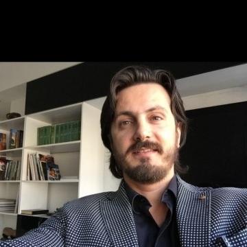 Amir Salimzadeh, 36, Dubai, United Arab Emirates