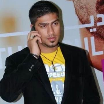 Jabran Waleed, 28, Dubai, United Arab Emirates