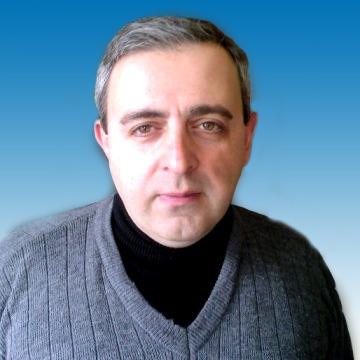 Zaza gegechkori, 50, Tbilisi, Georgia