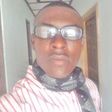 Yohaness Joseph, 30, Accra, Ghana