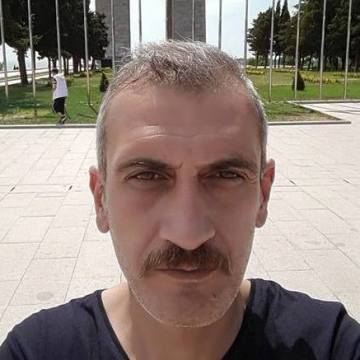 soner, 46, Ankara, Turkey