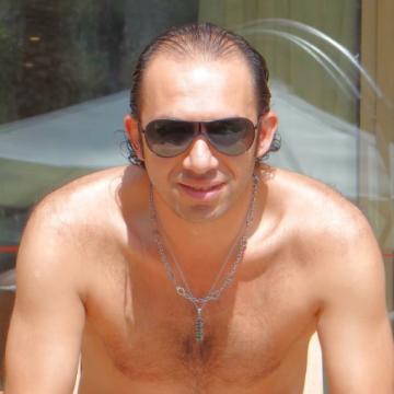 Khaled Halaby, 40, Cairo, Egypt