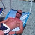 Luca Poletti, 49, Martinengo, Italy