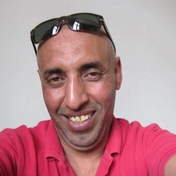 Bouhafah Bouhafs, 49, Antwerpen, Belgium