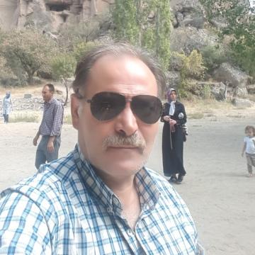 Mustafa Çalışkan, 48, Ankara, Turkey