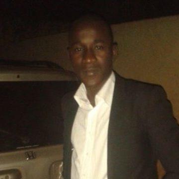 Mohamed Diallo, 27, Bamako, Mali