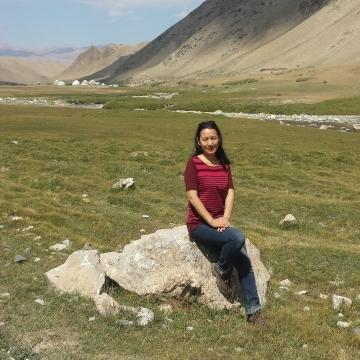 lily, 48, Bishkek, Kyrgyzstan