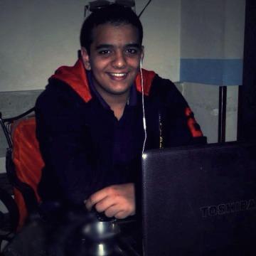 Ali Khaled, 20, Alexandria, Egypt