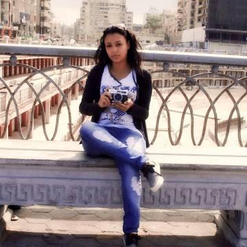 nelly youssef, 30, Alexandria, Egypt
