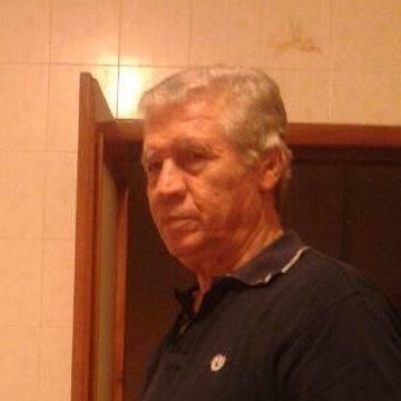 Antonio Marciante, 69, Bari, Italy