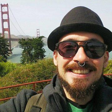 Alessio Delmonti, 28, San Francisco, United States