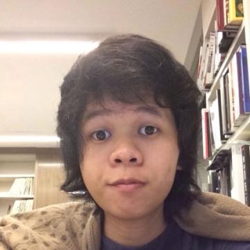 Berns, 23, Singapore, Singapore