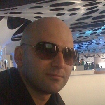 Ahmed Elghassein, 41, Dubai, United Arab Emirates