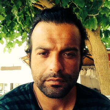 Murat Kaygusuz, 35, Antalya, Turkey