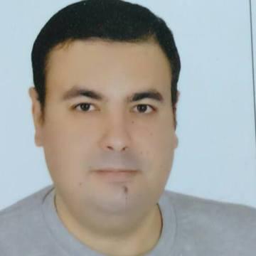 Gad Omar, 36, Cairo, Egypt