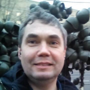 Andrey Shina, 45, Yakutsk, Russia