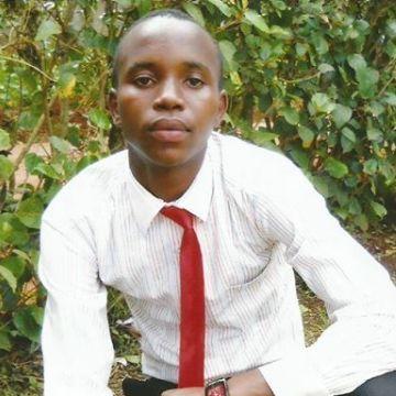 don elivis, 23, Kampala, Uganda