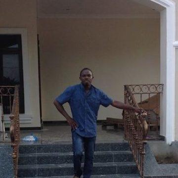 Olaboyin Dada, 33, Lagos, Nigeria