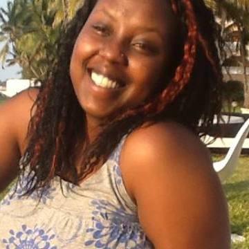 Red Neno, 30, Nairobi, Kenya