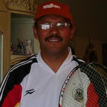 Mario Gomez, 46, Bogota, Colombia