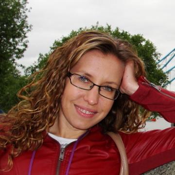 Irina, 35, Moscow, Russia