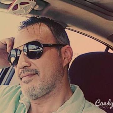 Oktay Türk, 40, Bodrum, Turkey