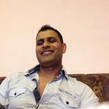 Muhammad Tanveer, 41, Hamburg, Germany